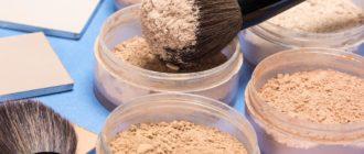 Минеральная пудра - рейтинг лучших для проблемной кожи