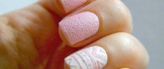 Цветная акриловая пудра для ногтей как пользоваться