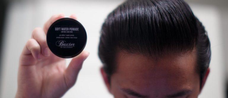 Как пользоваться помадой для волос